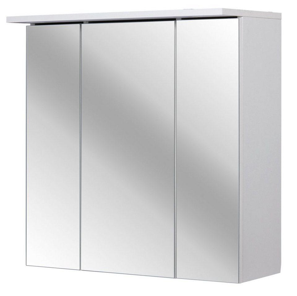 kesper spiegelschrank flex breite 60 cm mit led beleuchtung online kaufen otto. Black Bedroom Furniture Sets. Home Design Ideas