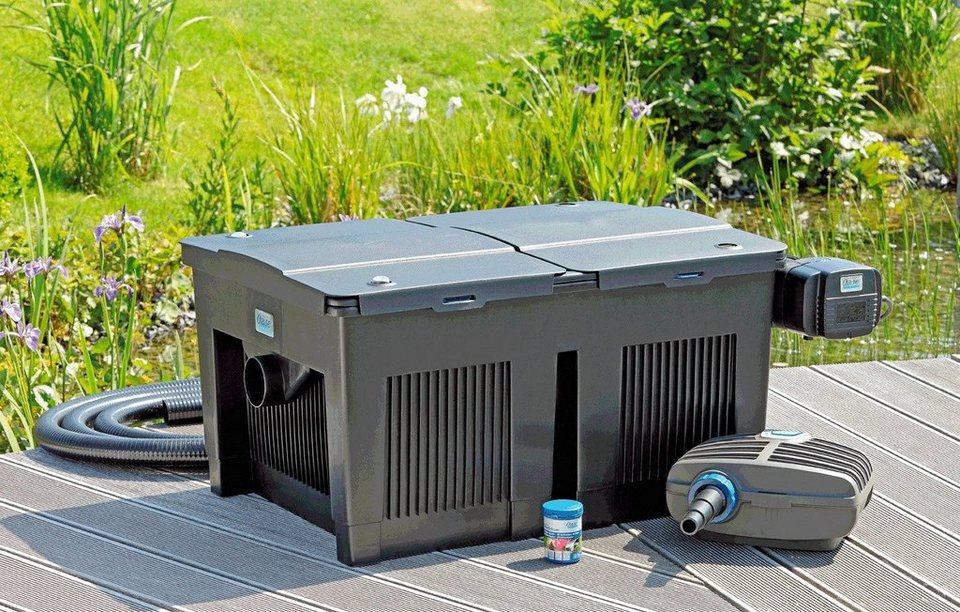Set: Teichfilter »BioSmart 36.000« in schwarz