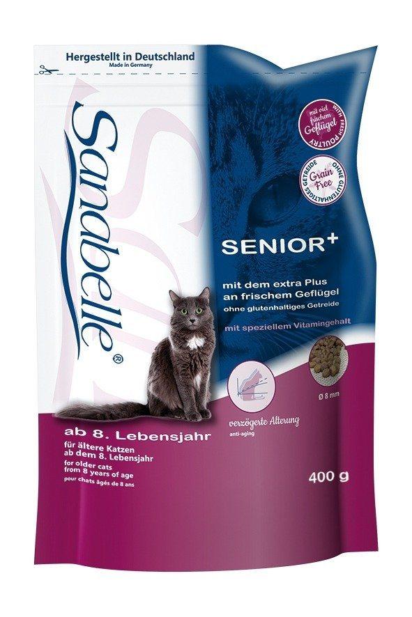 Katzentrockenfutter »Senior«, 2 kg oder 10 kg in braun