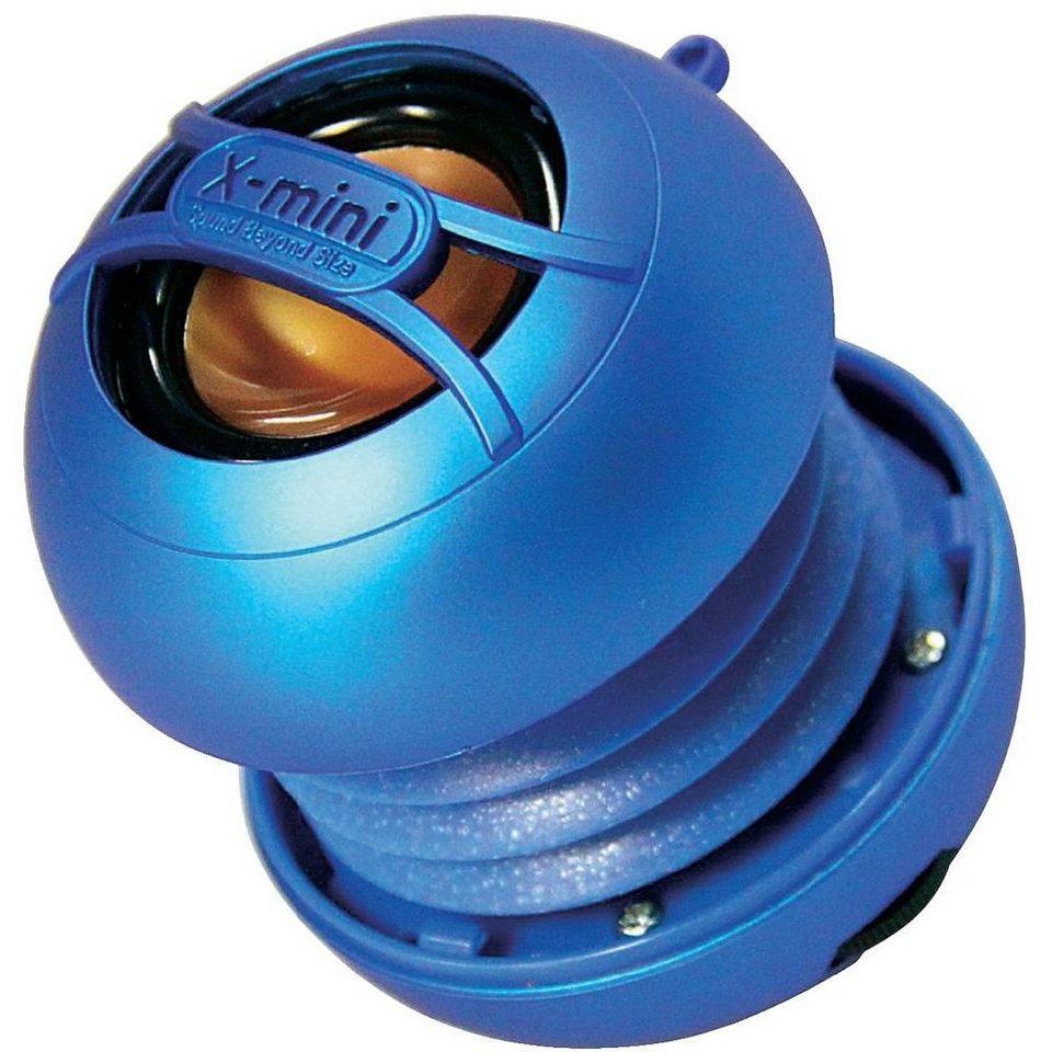 X-MI Lautsprecher »UNO« in blau
