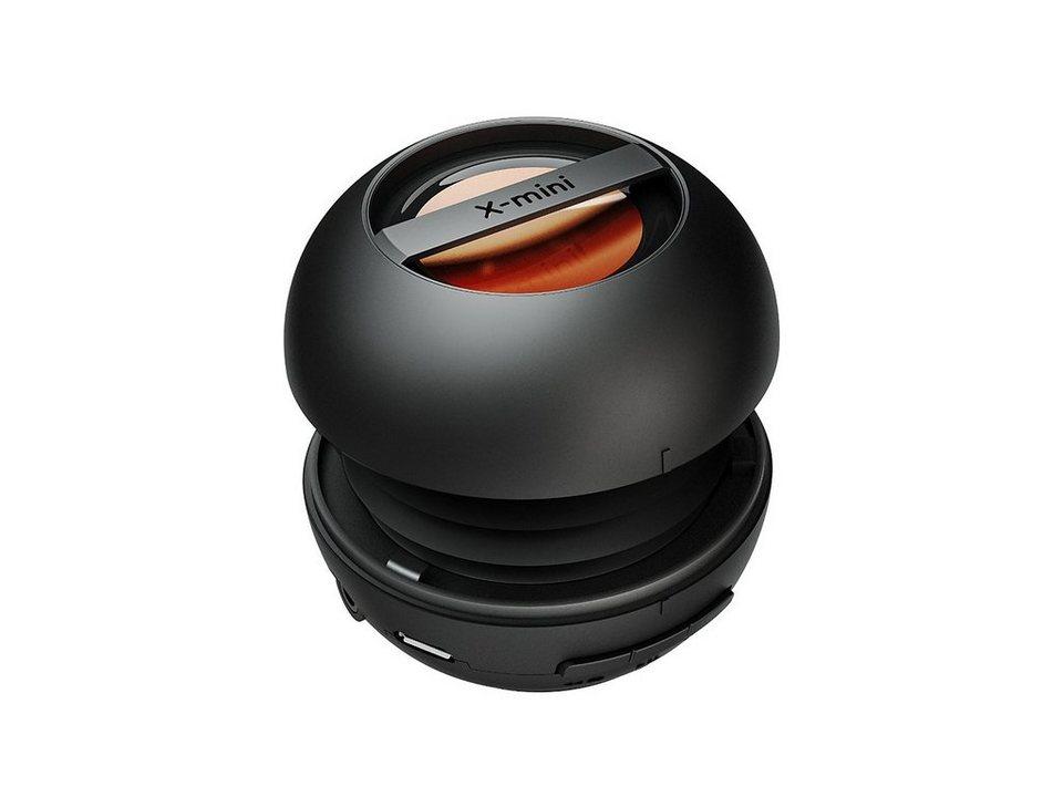 X-MI Lautsprecher »KAI2« in schwarz