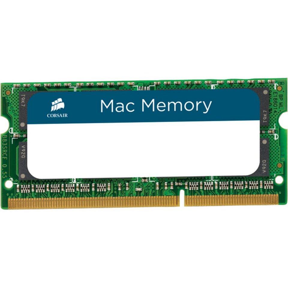 Corsair Arbeitsspeicher »SO-DIMM 8 GB DDR3-1333«