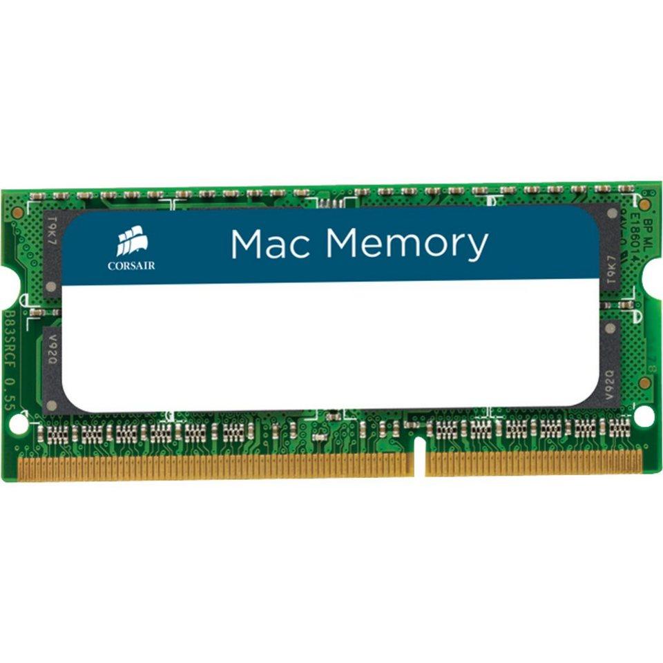 Corsair Arbeitsspeicher »SO-DIMM 8 GB DDR3-1600«