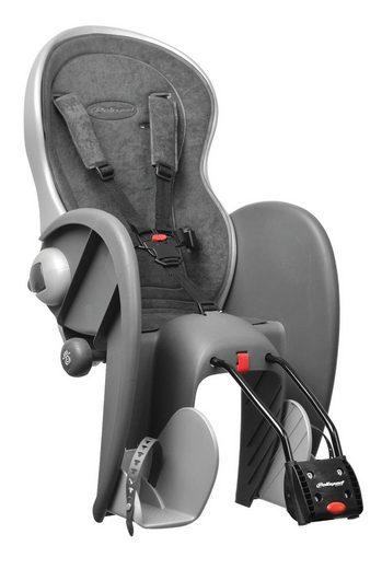 polisport fahrrad kindersitz grau wallaby evolution. Black Bedroom Furniture Sets. Home Design Ideas