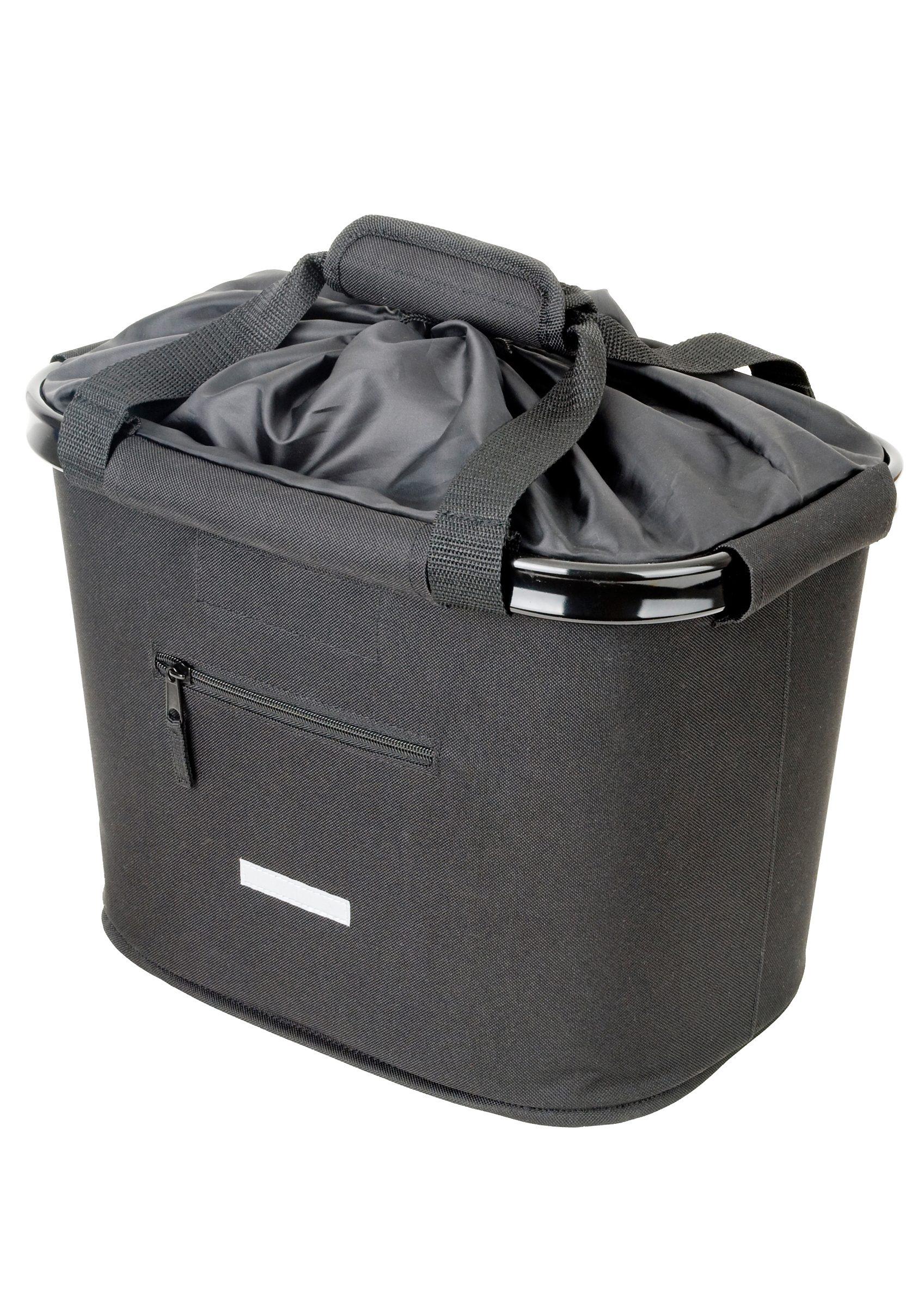 Blue Bird Fahrradtasche für Lenker, »Shopping Bag«