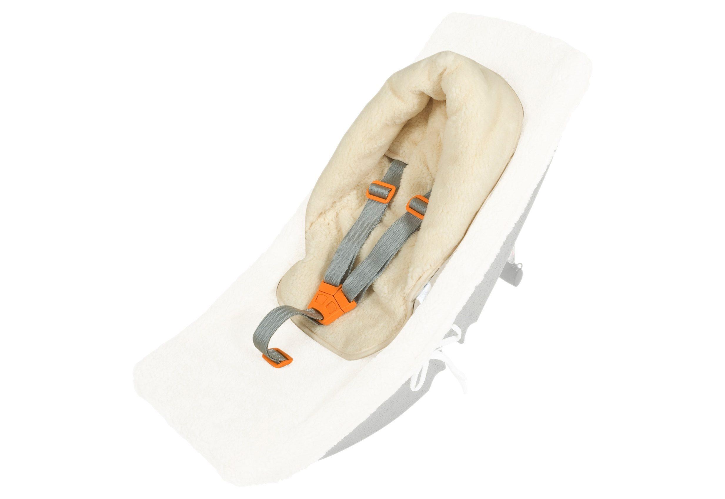 WEBER PRODUCTS & COMPONENTS Sitzverkleinerer für Kindersitz, grau, »Babyschale«
