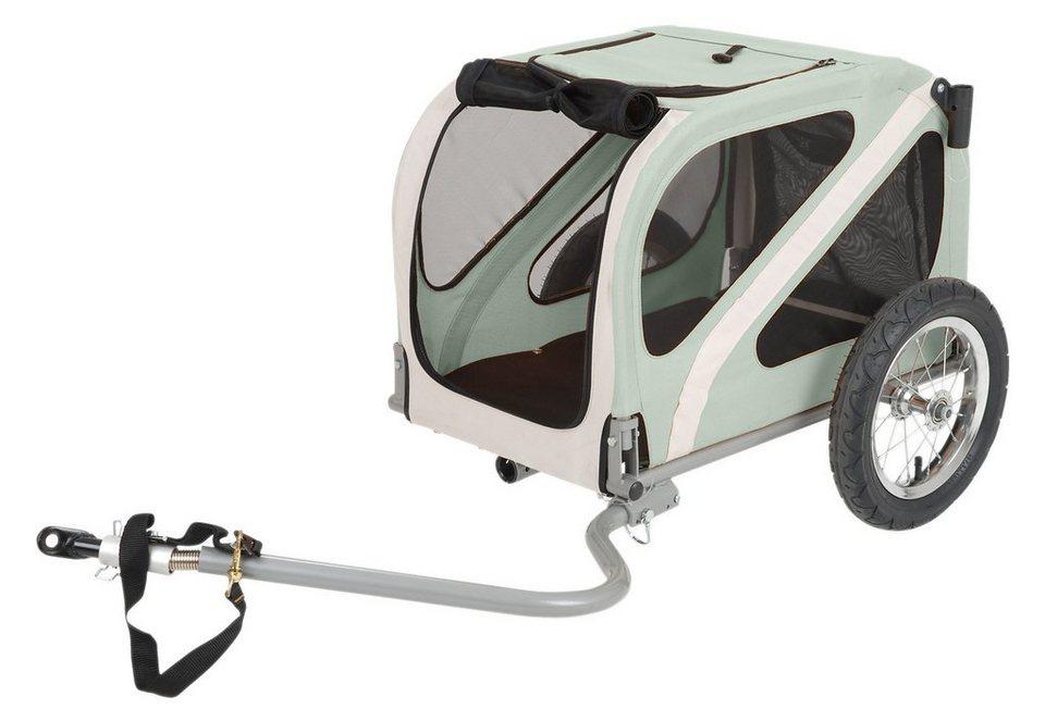 blue bird fahrrad mini hundeanh nger 12 zoll grau online. Black Bedroom Furniture Sets. Home Design Ideas