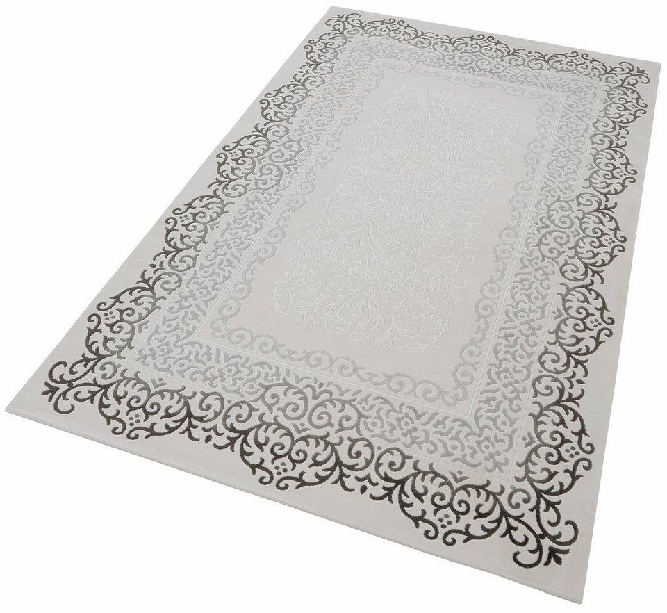 Teppich, angora HALI, »NIRVANA 3102«, handgearbeitet