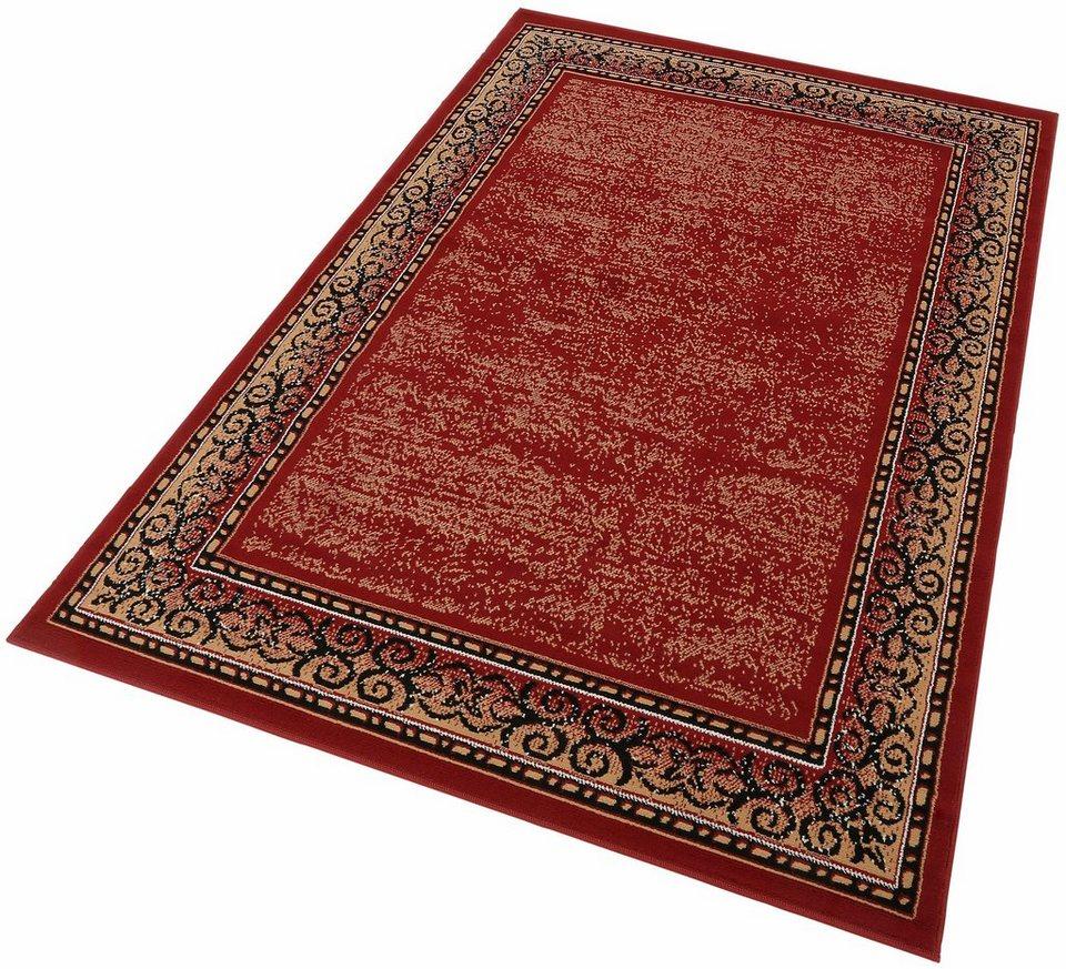 Orient-Teppich, Trend Teppiche, »ALADIN-511295«, gewebt in red