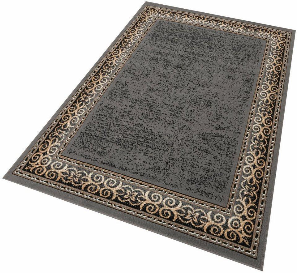 Orient-Teppich, Trend Teppiche, »ALADIN-511295«, gewebt in grey