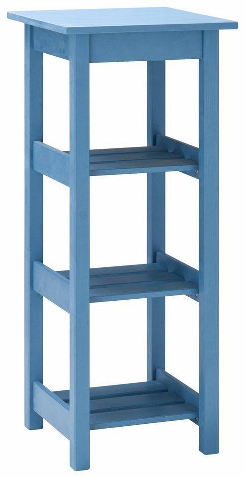 Welltime Regal »Trier« in Blau