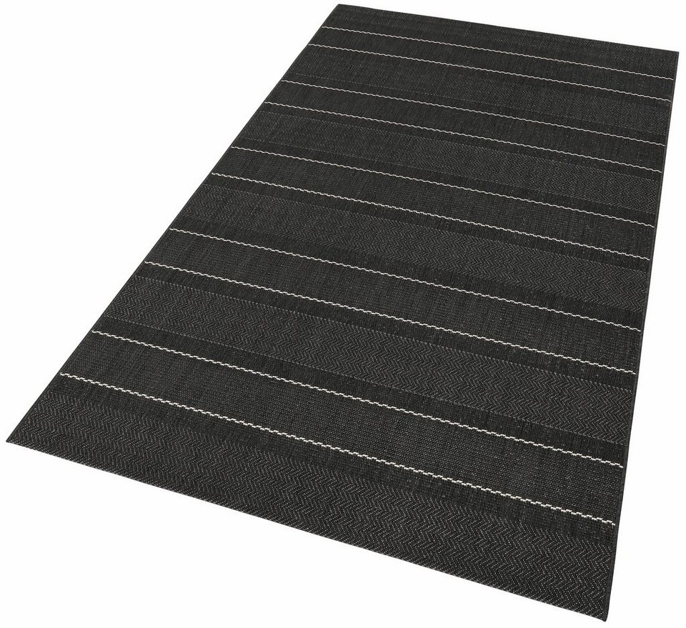teppich f rth hanse home rechteckig h he 8 mm in. Black Bedroom Furniture Sets. Home Design Ideas