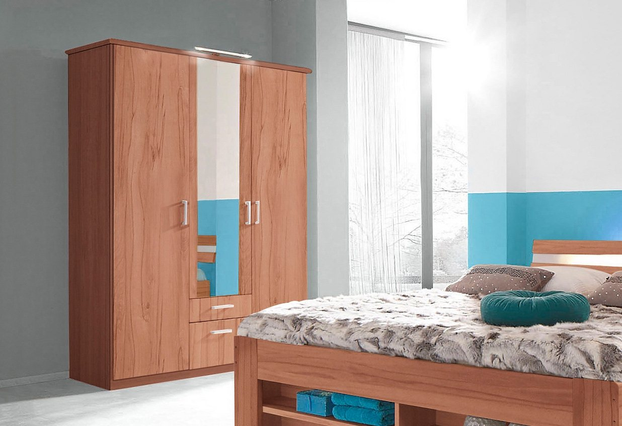 Kleiderschrank | Schlafzimmer > Kleiderschränke > Drehtürenschränke