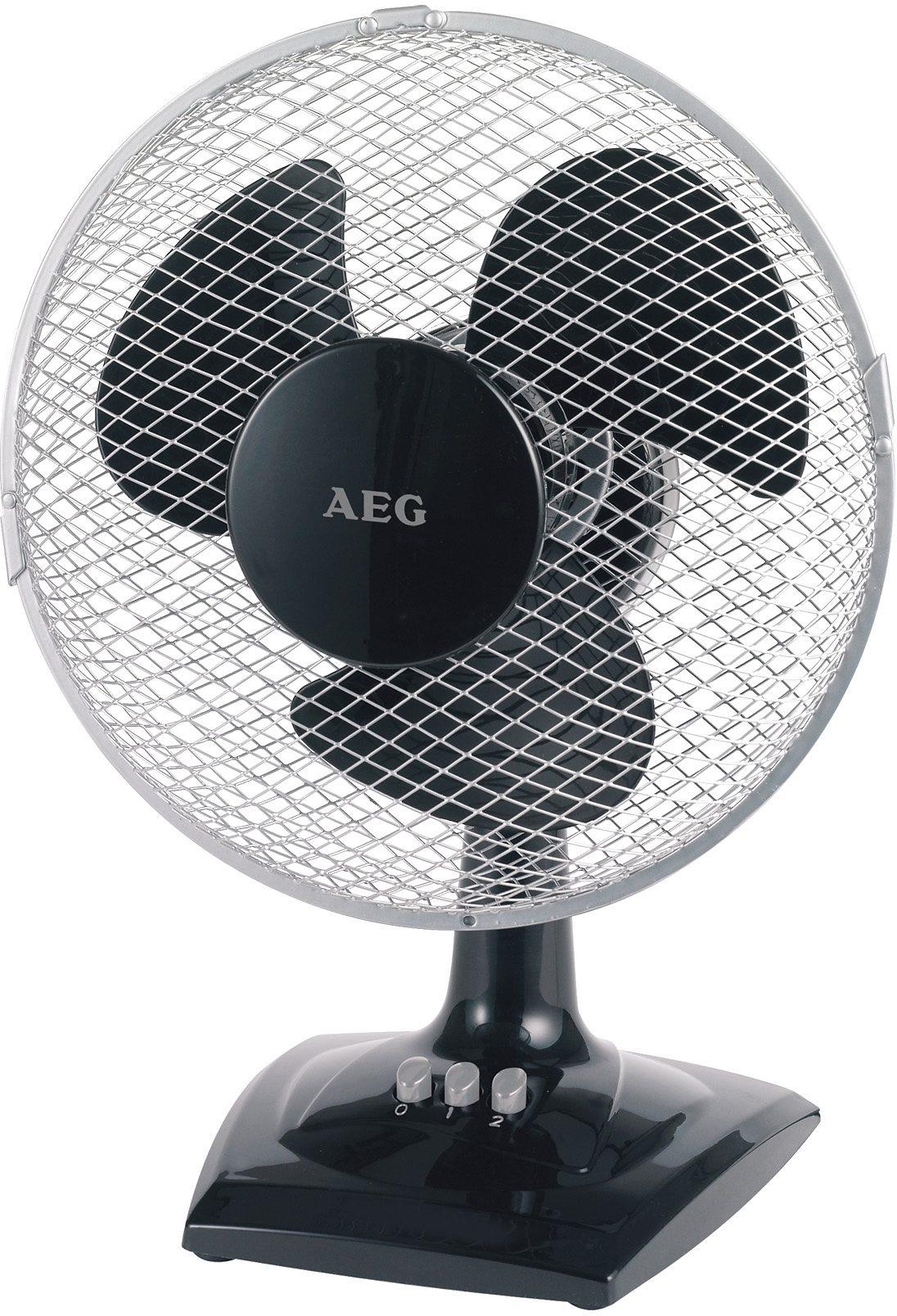 AEG Tisch-/Wand-Ventilator VL 5528, 23 cm Durchmesser
