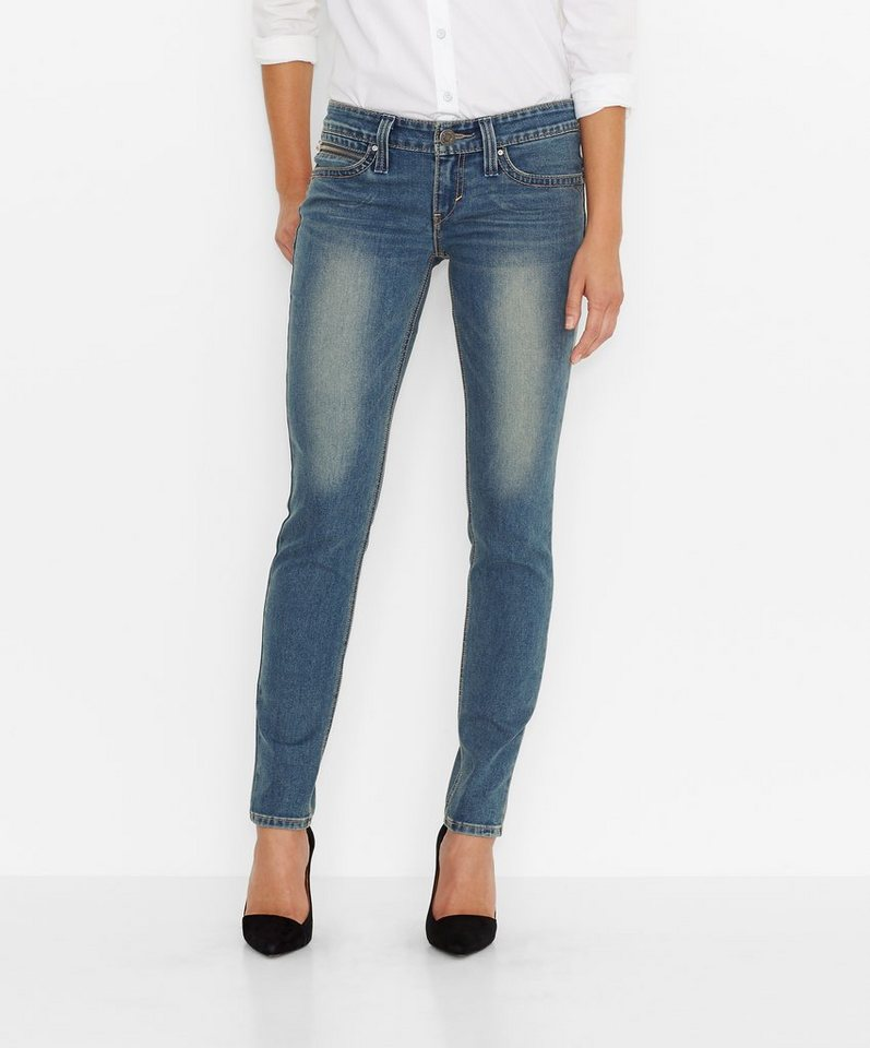 Levi's® Jeans »Low Revel Demi Curve Skinny Jeans« in Archive