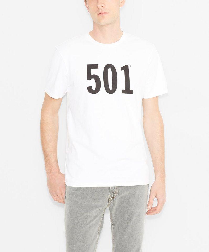 Levi's® T-Shirt in weiß