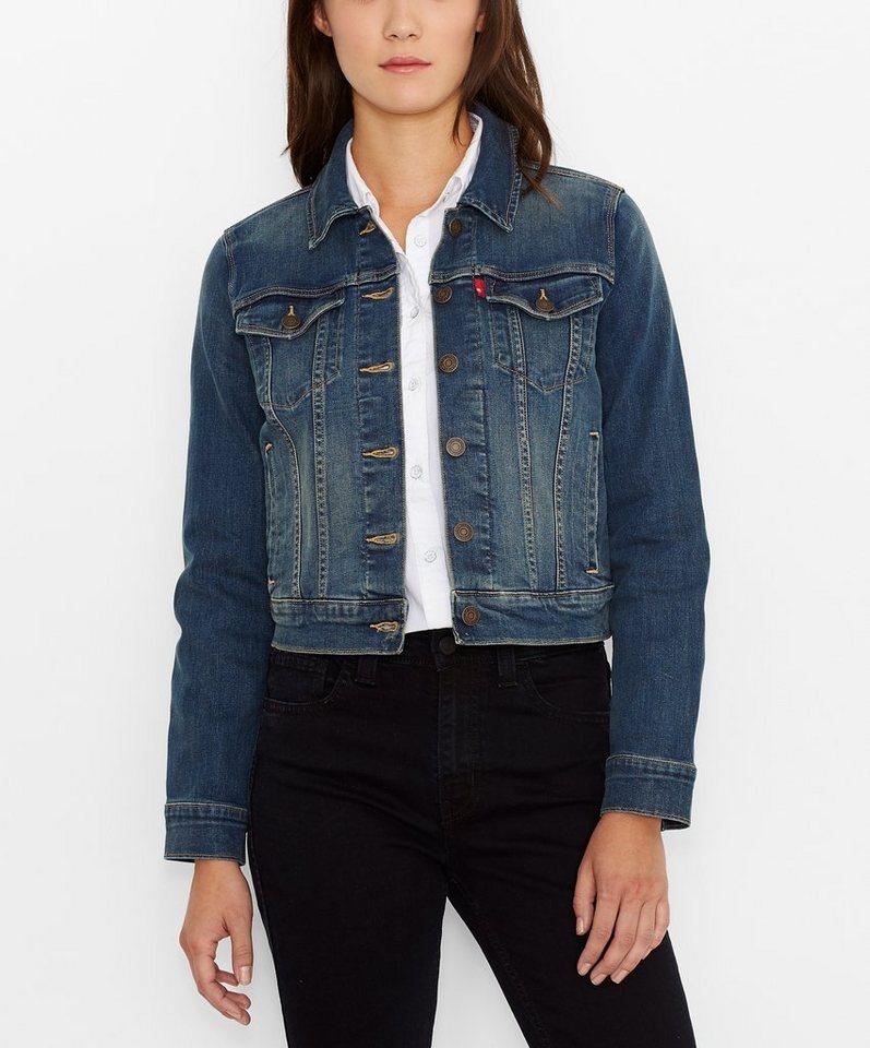 Levi's® Jeansjacke »Authentic Trucker Jacket« in Wayward