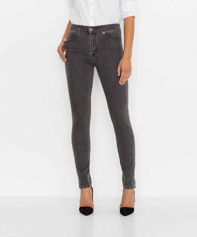 Levi's® Jeans »721 High Rise Skinny« in Nocturnal Noise