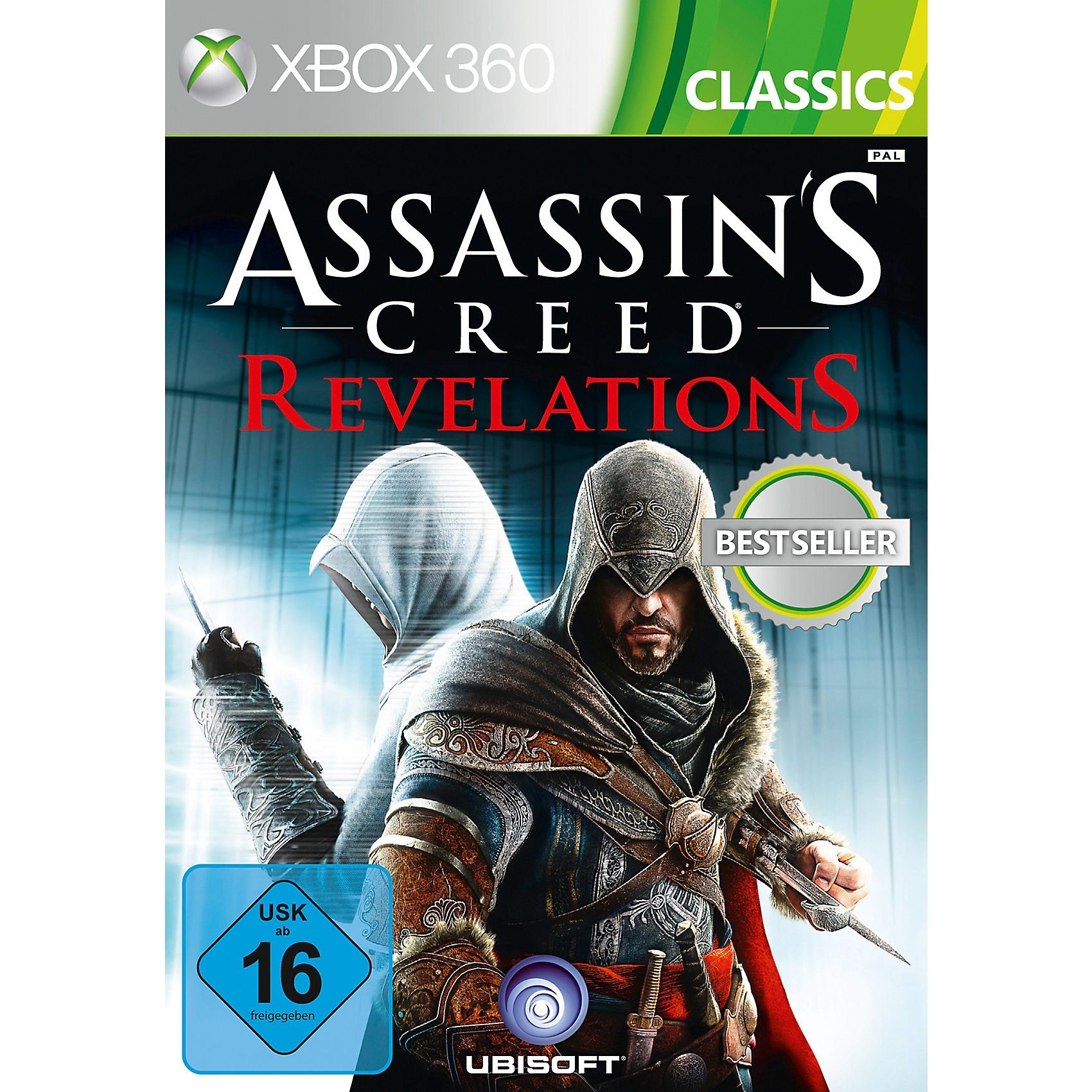 ak tronic XBOX360 Assassin's Creed Revelations
