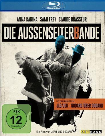 Blu-ray »Die Außenseiterbande«