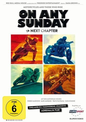 DVD »On Any Sunday - The Next Chapter«