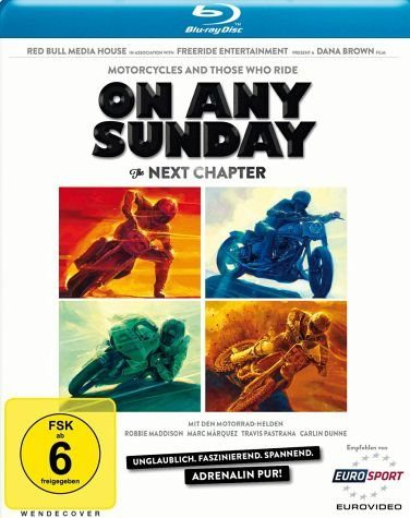 Blu-ray »On Any Sunday - The Next Chapter«