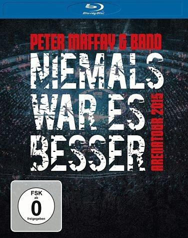 Blu-ray »Peter Maffay - Niemals war es besser«