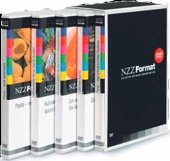 DVD »Italienische Küche - Sammelbox«