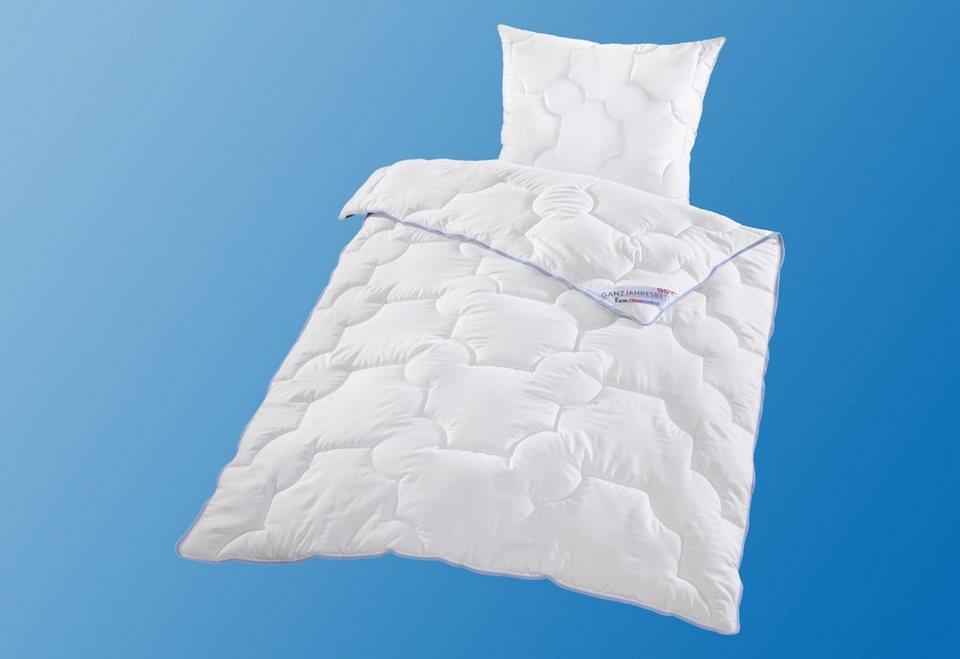 kunstfaserbettdecke climacontrol f a n frankenstolz normal online kaufen otto. Black Bedroom Furniture Sets. Home Design Ideas