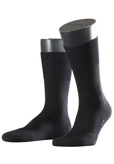 FALKE Socken »Run« aus wärmender Baumwolle