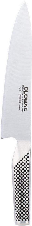 GLOBAL G-2 Kochmesser in Silberfarben