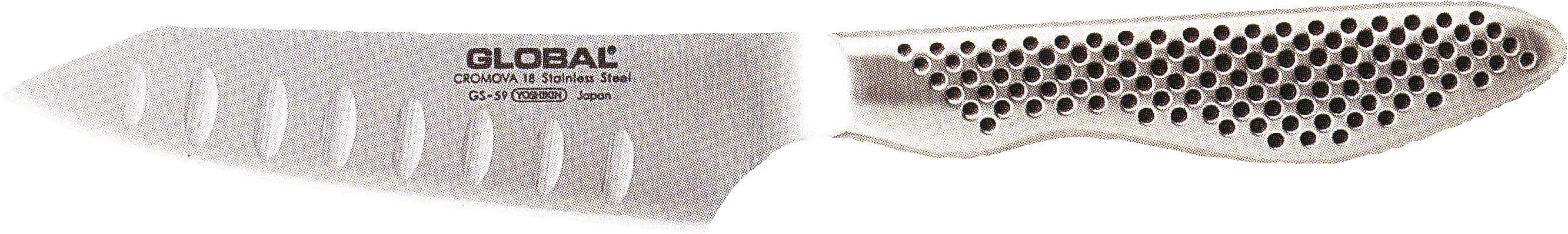 GLOBAL GS-59 Oriental Kochmesser