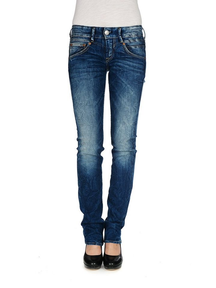 Herrlicher Jeans »Jolina Slim Denim Stretch« in loud