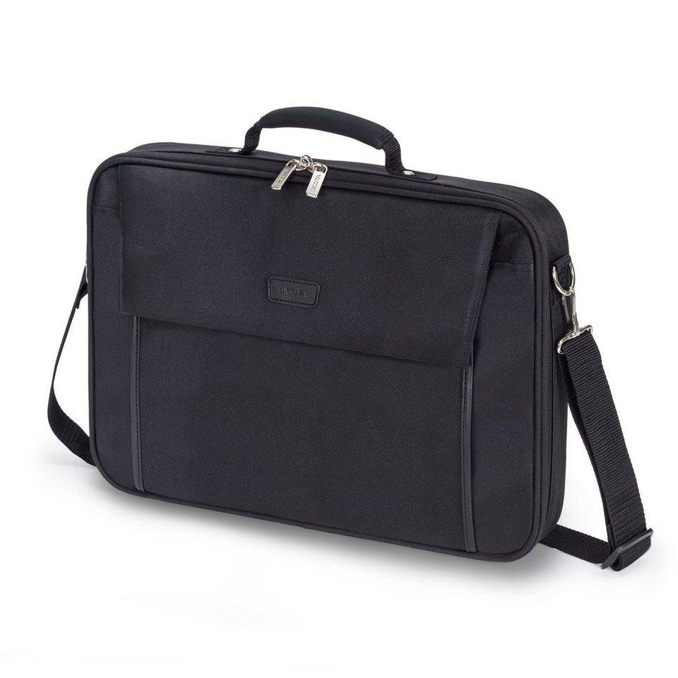DICOTA Notebooktasche »Multi BASE 14-15.6 Black (D30446-V1)« in schwarz