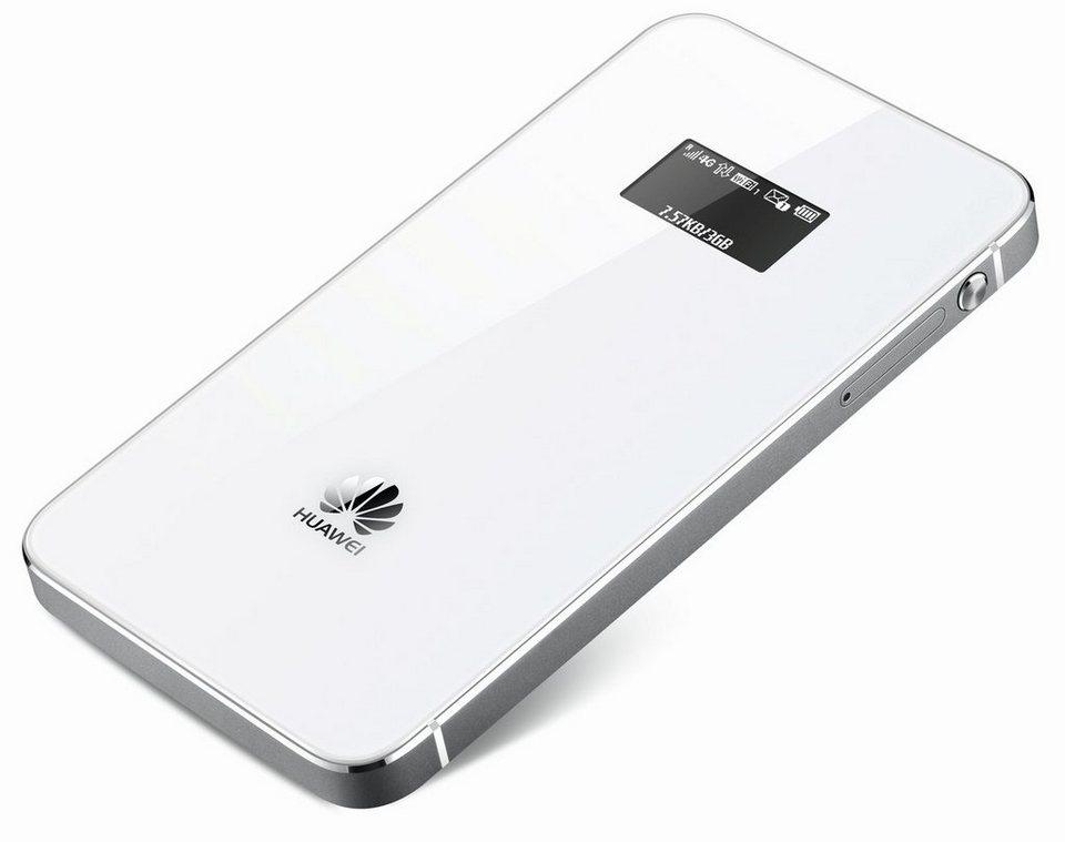 Huawei Mobiler Router »E5878 mobiler LTE Hotspot« in Weiß