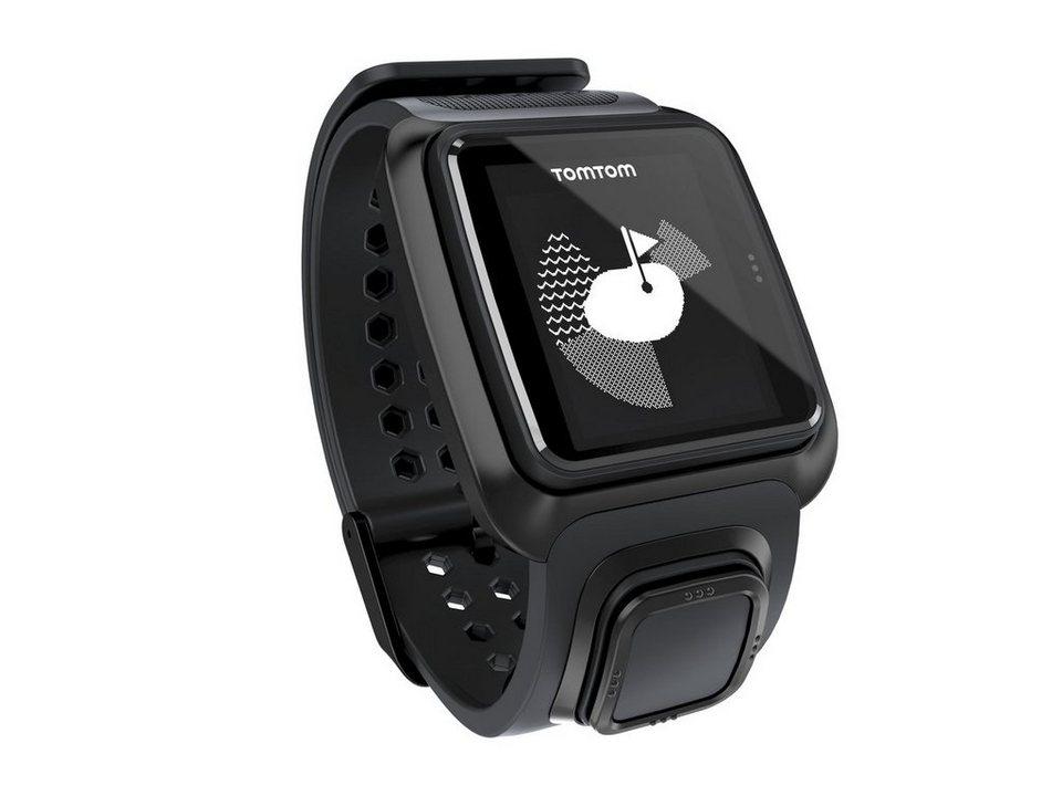 TomTom GPS-Uhr »GOLFER« in Schwarz
