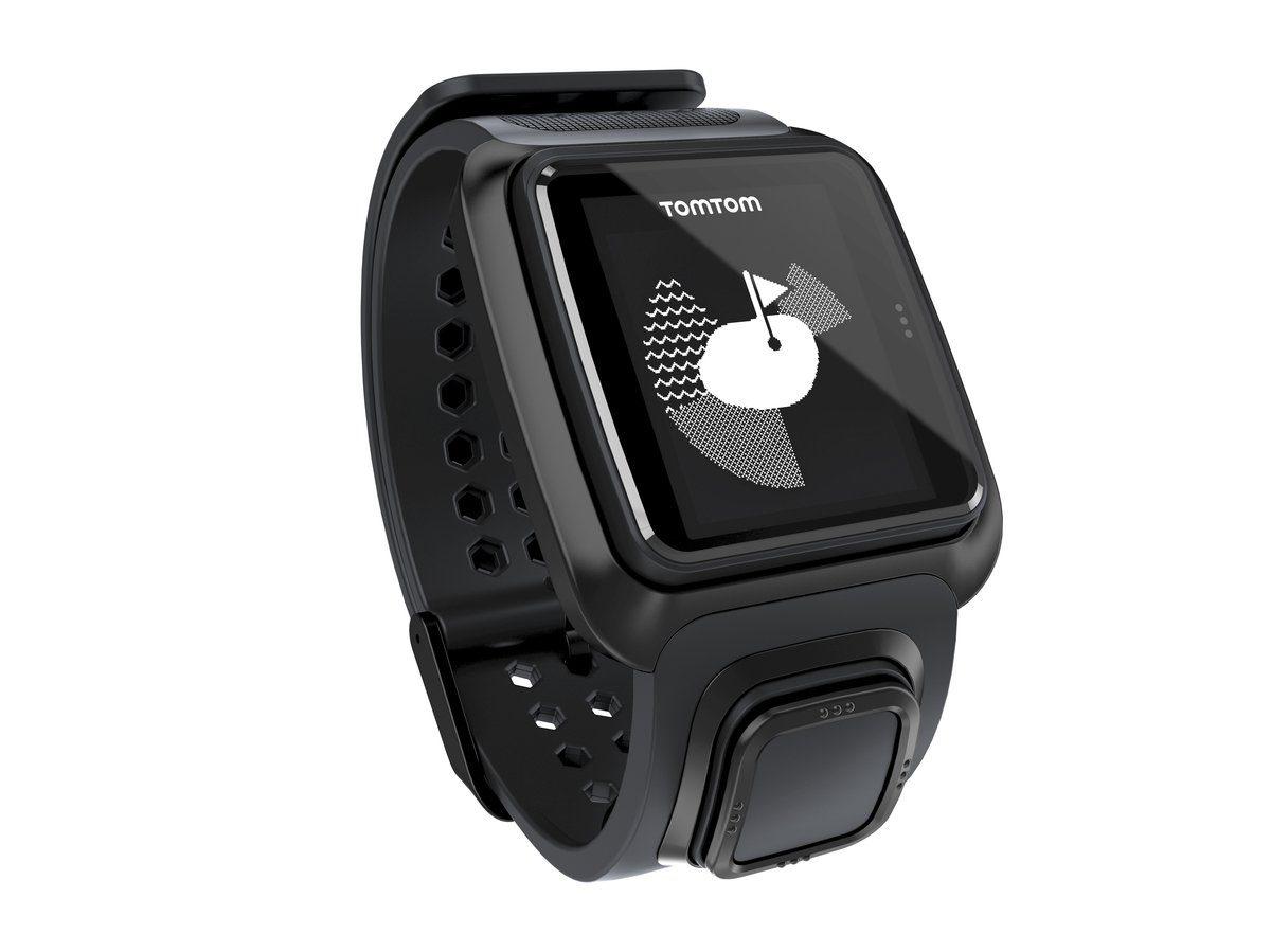 TomTom GPS-Uhr »GOLFER«