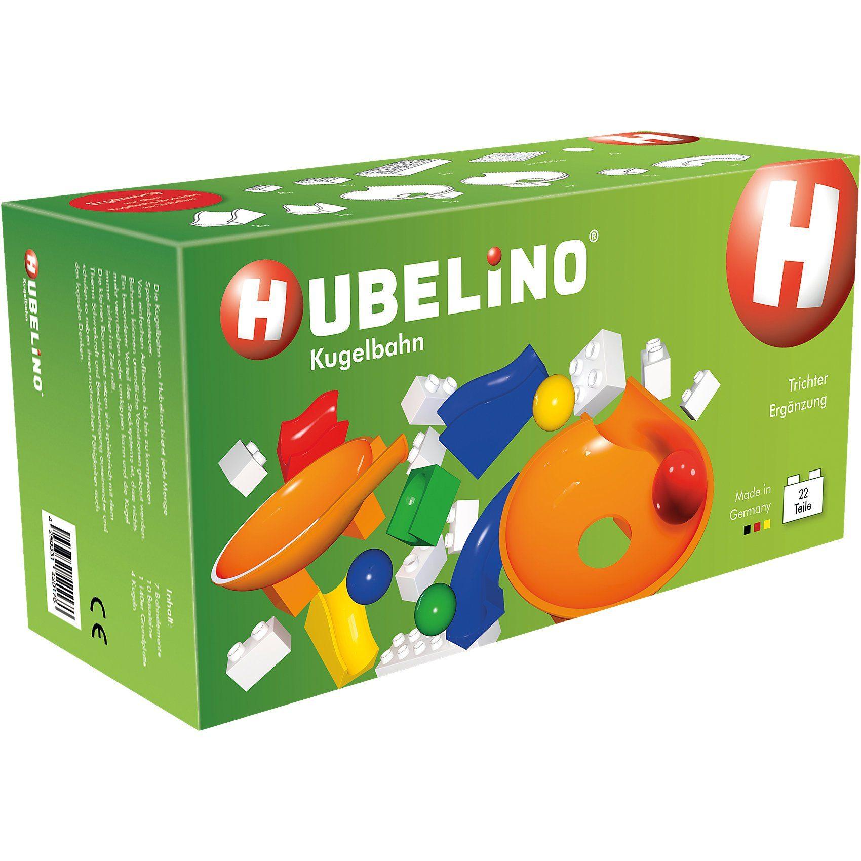 Hubelino - Trichter Ergänzung, 22-tlg.