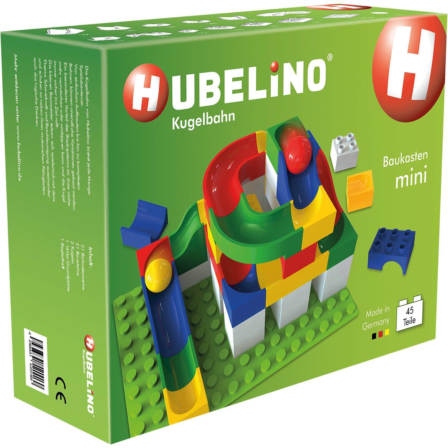 Hubelino - Baukasten mini, 45-tlg.