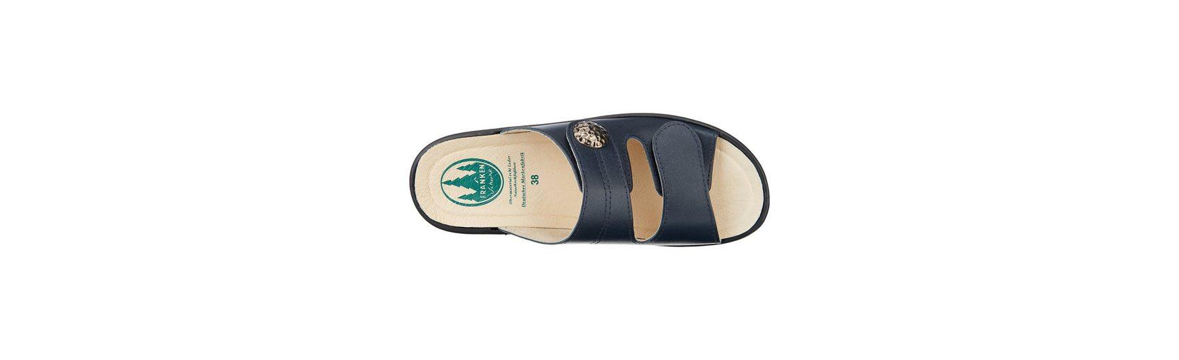 Franken-Schuhe Pantoletten weit Billige Bilder Niedriger Preis Online UZFCdivJ