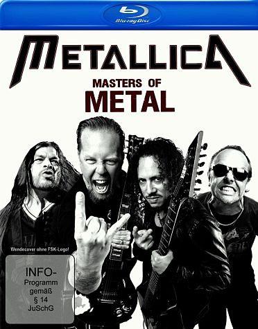 Blu-ray »Metallica: Masters of Metal«
