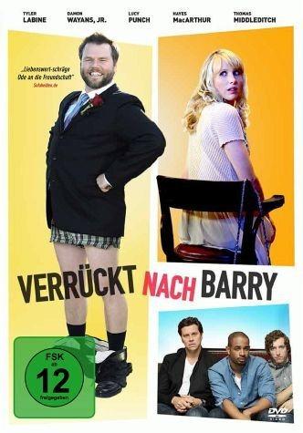 DVD »Verrückt nach Barry«