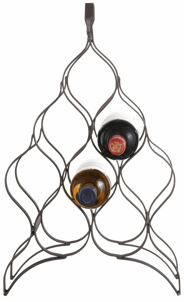 Flaschenhalter, Home affaire, »In Vino Veritas«