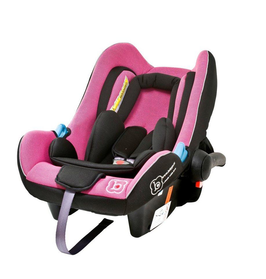 Babyschale »Travel XP«, 0 - 13 kg, mit Wippfunktion in rosa