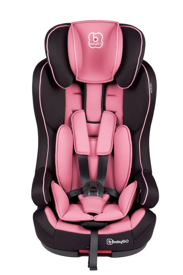 kindersitz iso pink 9 36 kg mit isofix otto. Black Bedroom Furniture Sets. Home Design Ideas