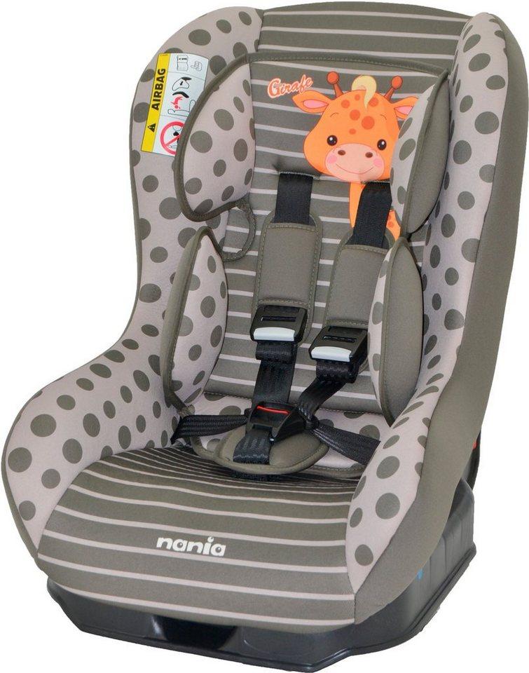 Kindersitz »Saftey Plus NT Giraffe« in grau