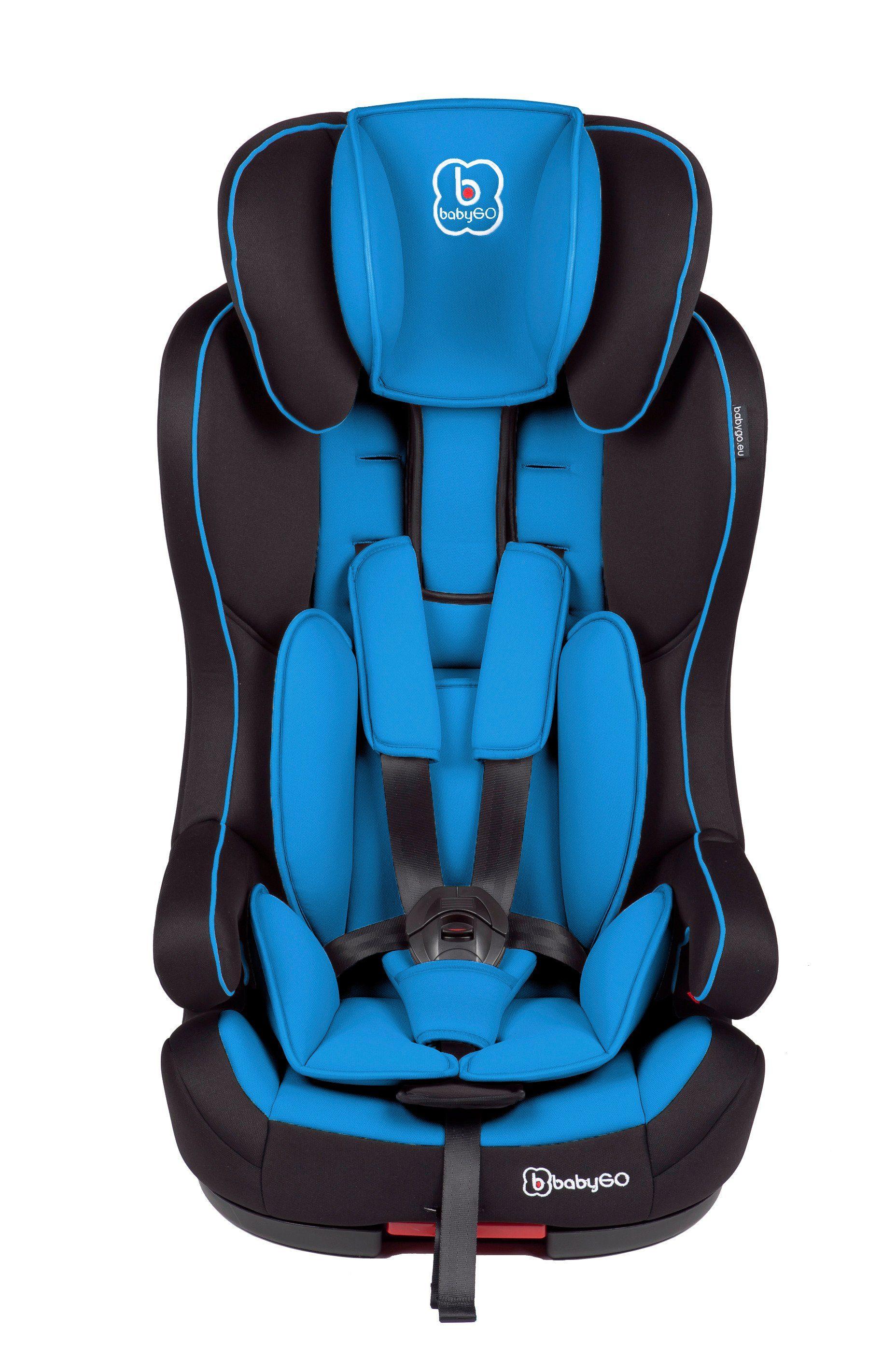 BABYGO Kindersitz »Iso blue«, 9 - 36 kg, Isofix