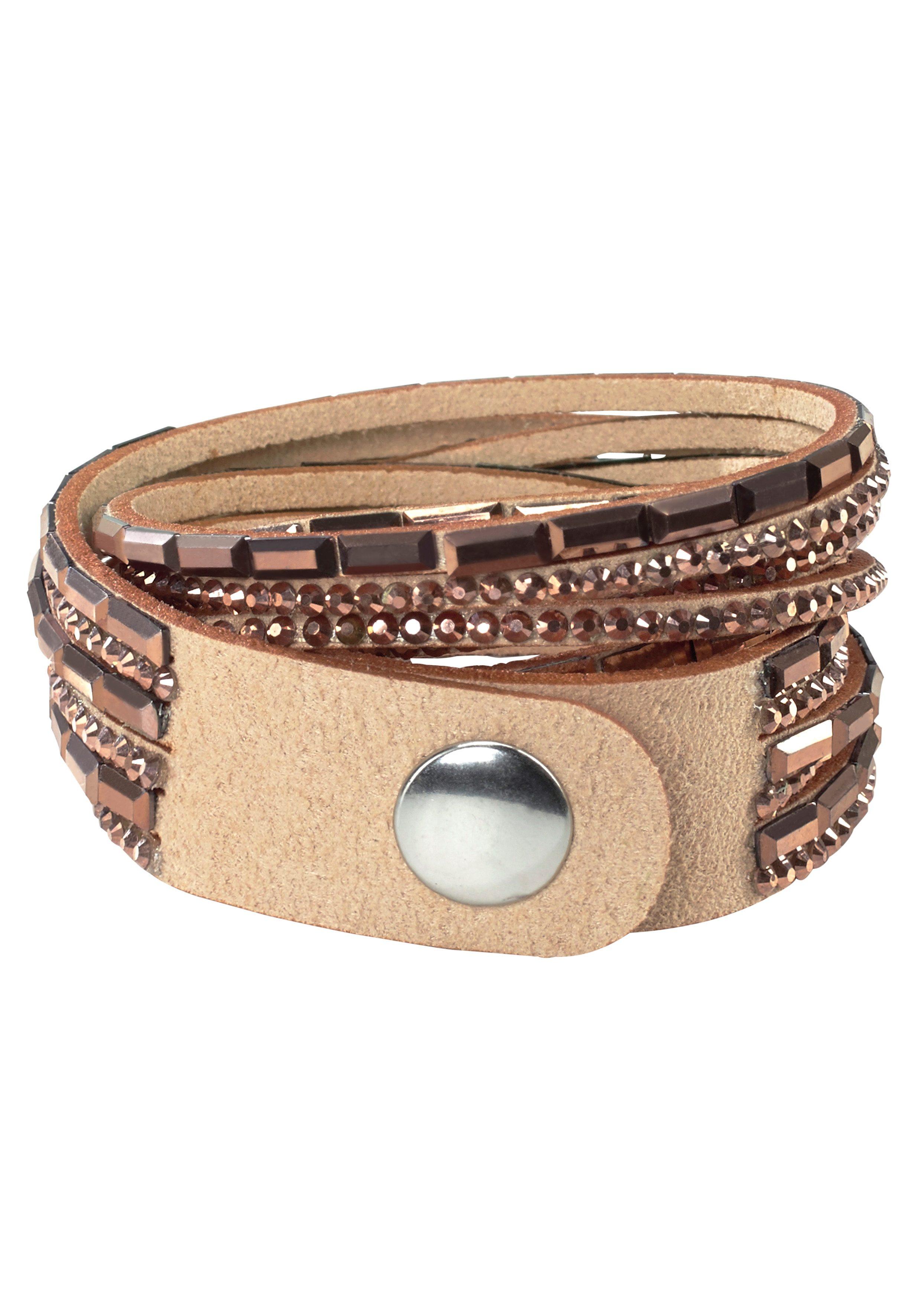 J. Jayz Armband »zum Wickeln«