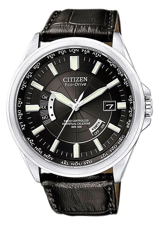 Citizen Funkuhr »CB0010-02E«