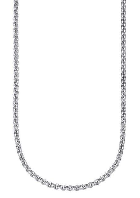 Firetti Edelstahlkette »in Erbskettengliederung, 2,4 mm breit«, Made in Germany | Schmuck > Halsketten > Edelstahlketten | Firetti